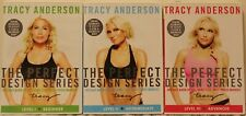 NEW Tracy Anderson The Perfect Design Series workout DVD lot set Level I II III