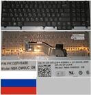 Teclado Qwerty Ruso DELL Latitude E6520 NSK-DW0UC 0F1CN4 PK130FH1A06 Negro