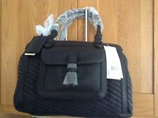 FCUK French Connection  Black leather bag (BNWT)