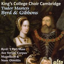 King's College Choir of Cambridge - Tudor Masters [New CD]