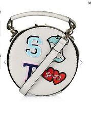 TOPSHOP Badge Detailed Coin Bag Across Body Bag Handbag NEW! Reduced