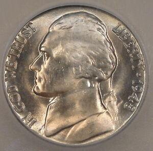 1948-D Jefferson Nickel ICG MS 67 Nice Coin!