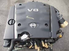 2003 2005 INFINITI Q45 M45 4.5L V8 ENGINE JDM VK45DE ENGINE AUTOMATIC CIMA V8
