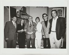 1991 SHOWTIME 8X10 PHOTO JUST FOR LAUGHS CURTIN BERLE MOORE NEALON BELZER SCHIFF