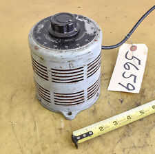 Superior Electric Variable AC Transformer (CTAM #5659)
