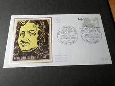 FRANCE 1980, VF FDC 1° JOUR Pierre Paul de RIQUET, CELEBRITY