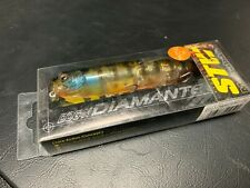 Megabass Dog-X Diamante BIWAKO CLEAR GILL RATTLE IN