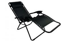Zero Gravity Lounge Chairs Recliner Outdoor Beach Patio Garden Folding Chair 031