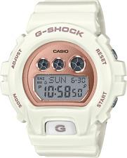 Casio G-Shock GMDS6900MC-7CR S Series Tough Chic White Women's Watch