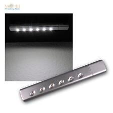 LED BATTERIA LAMPADA PER SOTTOPENSILE CON interruttore-porta, armadio incasso