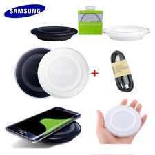 Qi Wireless Charger Dock Charging Pad For Samsung Galaxy S6 S7 S8 S9 Plus Note 8