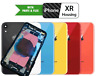 iPhone XR Rear Housing Cover Chassis With Parts Flexes Back Glass