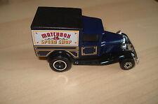 Matchbox Modelo A Ford Matchbox Speed Shop hecho en Macao 1979