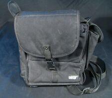 Coastar Padded Camera Bag Black ~ with shoulder straps ~ Adjustable ~ Nice