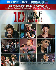 One Direction: This is Us (Two Disc Combo: Blu-ray / DVD)