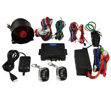 1-WAY CAR ALARM SECURITY SYSTEM CENTRAL LOCK TRUNK RELESE REMOTE CONTROL CA907A