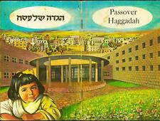 1959 Passover Haggadah Israel Orphans Home For Girls