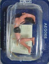 AEG068 - FIGURA EGIPCIA  DE PLOMO  - DEL PRADO