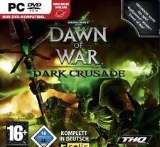 Dawn of était Dark croisade * allemand *** NEUFS
