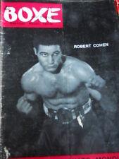 La Boxe 7 1956 - Robert Cohen