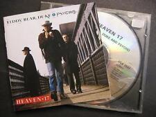 """Heaven 17 """"teddy bear Duke & psycho"""" - CD"""