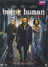 Being Human : Serie 2 (2 DVD)