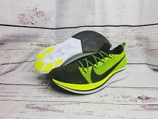 Nike Zoom Fly Flyknit BV6103-002 Black Volt New Men's Running Race Shoes 10.5
