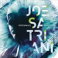 SATRIANI, JOE - SHOCKWAVE SUPERNOVA NEW VINYL RECORD