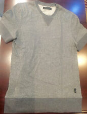 Beautiful men t-shirt by 2(x)ist size s/p/ch new with tag slim fit gray color