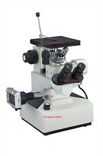 Inverted Metallurgical Microscope Precision Trinocular KFW K77