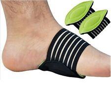 1 Paar Spreizfußbandagen Pelotte Fußsohlenkissen Schuheinlage Tropfenform R-138