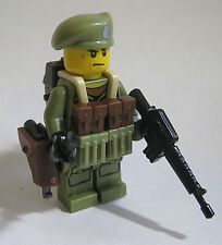 Lego Custom US SPECIAL FORCES Minifigure Brickforge Brickarms Army Military