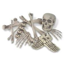 Bag O Plastic Bones Pirate Birthday Party Prop Halloween Decoration