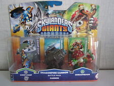 Skylanders Giants - Dragonfire Cannon Battle Pack - NEU OVP