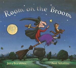 Room on the Broom by Donaldson, Julia Paperback Book The Cheap Fast Free Post