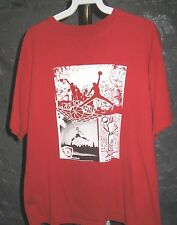 Air Jordan Classic Red The Best on Earth Extra Large T-Shirt