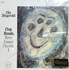 """ELLA FITZGERALD """"CLAP HANDS, HERE COMES CHARLIE!"""" 2 LP, AP, LE, NE, SO, 200G!!"""