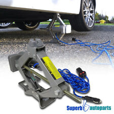 Car Auto Truck 2 Ton 12V Dc Electric Jack w/Automatic Wrench Kit
