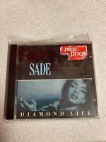 Sade : Diamond Life CD ALBUM