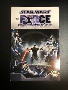 STAR WARS THE FORCE UNLEASHED #1 TPB -2008 Dark Horse -1st App Galen Marek