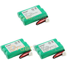 3x NEW Home Phone Battery for V-Tech ER-P510 89-1323-00-00 Model 27910 50+SOLD