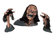 Zombie Ground Breaker 3 pcs Creepy creature Décoration Halloween LIVING DEAD