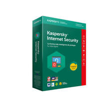 Kaspersky Internet Security 2018 MD 3 licencias