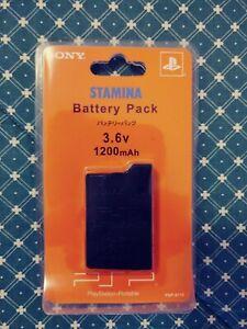 Batteria originale Sony PSP 2004 3004 imballata funzionante
