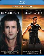 Braveheart/Gladiator New Blu-Ray Disc