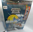 "VTG Nintendo ""Zelda II The Adventure Of Link"" Halloween Decoration By Eureka"