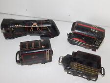 à RESTAURER vintage ancien WAGON locomotive TRAIN JOUETS JEP eclair SNCF tin TOY