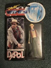 Doctor Dr Who Dapol The Seventh Doctor in grey jacket RARE & UNOPENED 1987