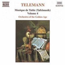 Telemann Tafelmusik Vol 4 CD 1999