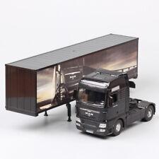 Joycity 1:43 Man Cargo Truck Car Model Toy